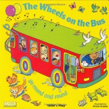 The Wheels on the Bus: Go Round and Round - Story Snug