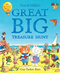 Tom and Millie's Great Big Treasure Hunt - Story Snug