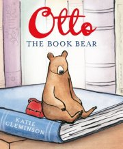 Otto the Book Bear Story Snug http://storysnug.com