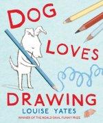 Dog Loves Drawing - Story Snug
