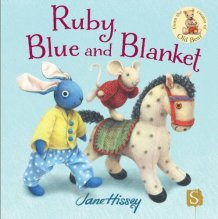 Ruby, Blue and Blanket - Story Snug