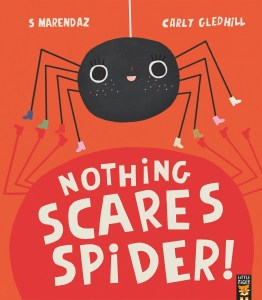 NOTHING SCARES SPIDER! - Story Snug