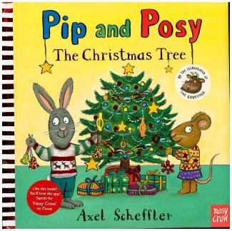Pip and Posy The Christmas Tree - Story Snug