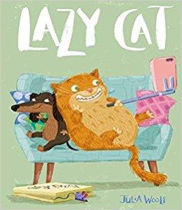 Lazy Cat - Story Snug