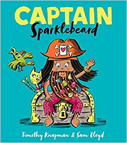 Captain Sparklebeard - Story Snug