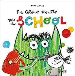 The Colour Monster Goes to School - Story Snug