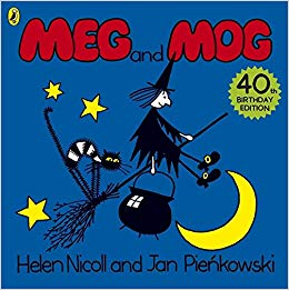 Meg and Mog - Story Snug