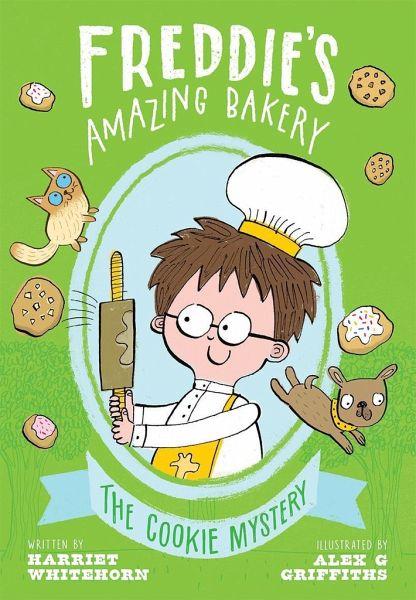 Freddie's Amazing Bakery - cookies - Story Snug