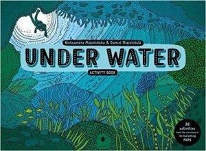 Under Water Activity Book - Story Snug