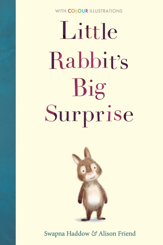 Little Rabbit's Big Surprise - Story Snug
