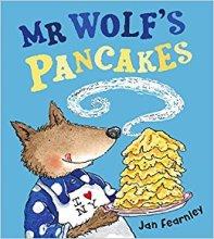 Mr Wolf's Pancakes - Story Snug