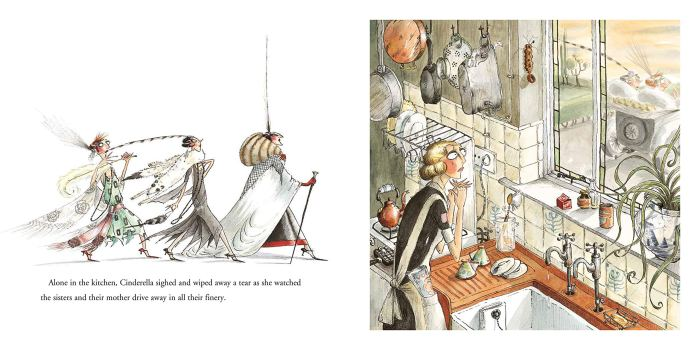 Delightfully Different Fairy Tales - Cinderella - Story Snug