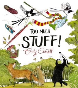 TOO MUCH STUFF! - Story Snug