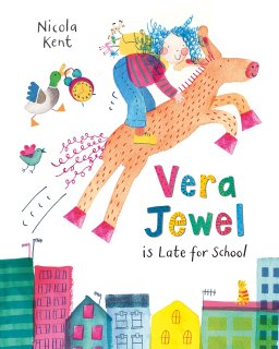 Vera Jewel is Late for School - Story Snug