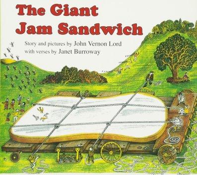 The Giant Jam Sandwich - Story Snug