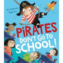 Pirates Don't Go To School - Story Snug