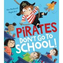 Pirates Don't Go To School - Story Snug