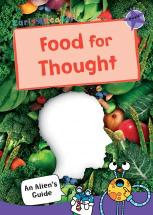 Maverick's Non Fiction Early Readers - Food For Thought - Story Snug