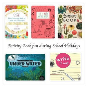 Activity Books for school holidays - Story Snug