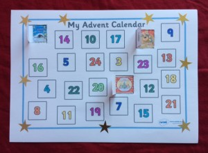Christmas Bedtime Story Advent Calendar - Story Snug