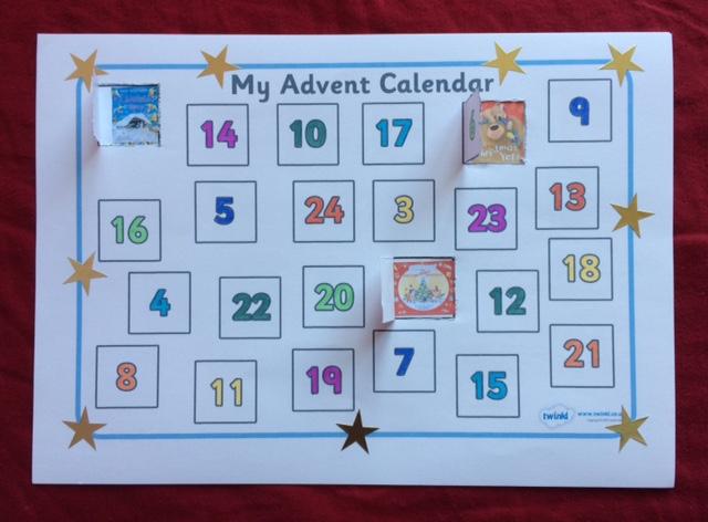 Christmas Bedtime Story Advent Calendar - Story Snug