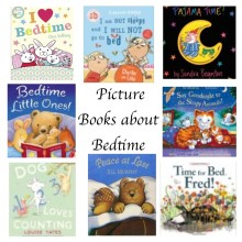 Picture Books about Bedtime http://storysnug.com #bedtime