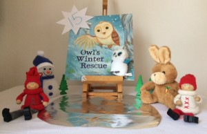 Christmas & Snowy 15 Story Snug