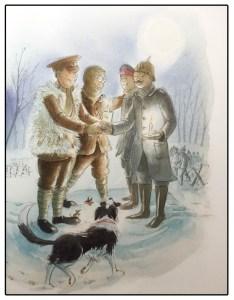 Christmas Truce Peace - Story Snug