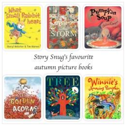 Favourite Autumn Picture Books - Story Snug