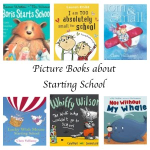 First Day Of School Books - Story Snug