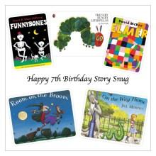 Happy 7th Birthday Story Snug