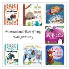International Book Giving Day Giveaway - Story Snug
