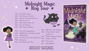 Midnight Magic Blog Tour - Story Snug