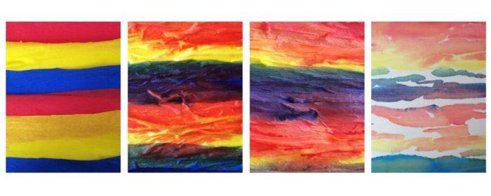 Mixing Colours - Story Snug http://storysnug.com