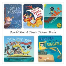 Pirate Picture Books - Story Snug