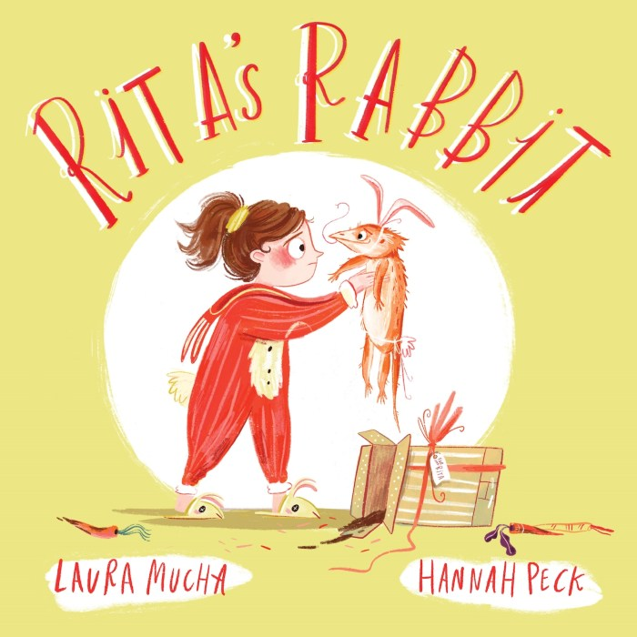 Rita's Rabbit - Story Snug