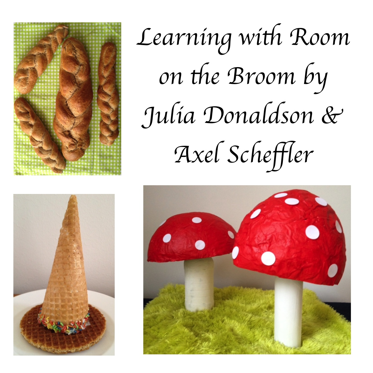 Learning with Room on the Broom by Julia Donaldson & Axel Scheffler