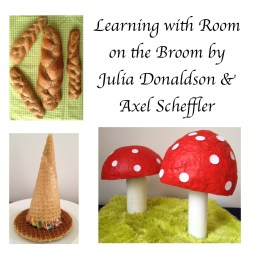 Learning With Room on The Broom - Story Snug