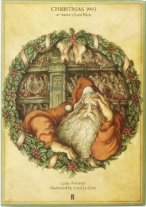Christmas 1993 or Santa's Last Ride - Story Snug