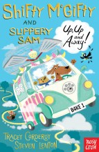 Shifty McGifty and Slippery Sam- Up, Up and Away! - Story Snug
