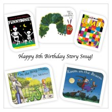 Story Snug 8 years old - Story Snug