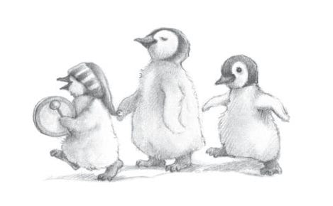 Winter Wishes - The Penguin Parade - Story Snug