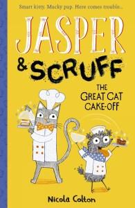 Jaspar & Scruff: The Great Cat Cake-Off - Story Snug
