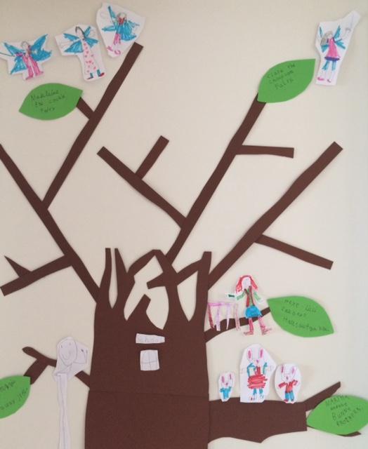 Summer Reading Tree
