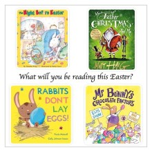 What will you be reading this Easter? - Story Snug