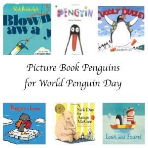 World Penguin Day - Story Snug