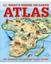 What's Where On Earth Atlas - Story Snug
