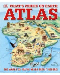 What's Where On Earth Atlas - Story Snug