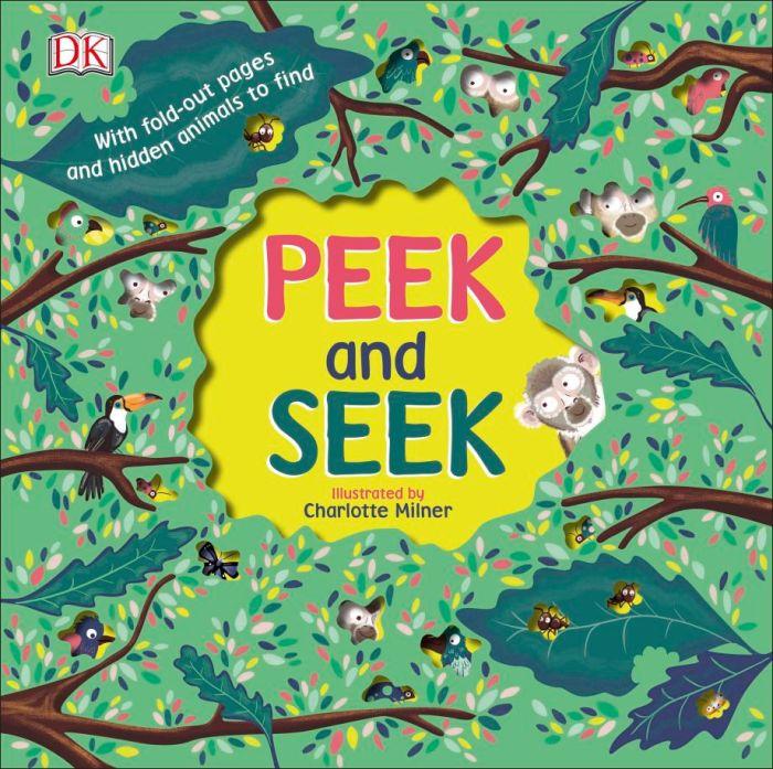 Peek and Seek - Story Snug