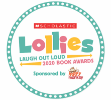 Lollies 2020 book award logo - Story Snug
